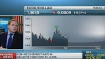 ECB leaves key interest rate unchanged