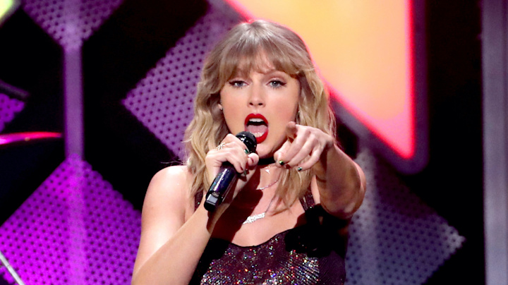 Taylor Swift blasts Trump: 'We will vote you out in November'