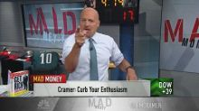 3 major deals made Cramer check his discipline