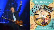 Paul McCartney releases first children's book, 'Hey Grandude'!
