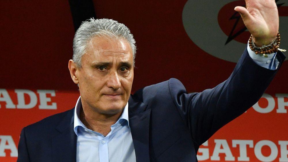 """Tite diz que lista brasileira segue aberta para a Copa: """"Não dá pra fechar as portas para um Gabriel Jesus que possa surgir """""""