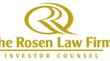 ROSEN, RECOGNIZED INVESTOR COUNSEL, Reminds Coty Inc. Investors of Important November 3 Deadline in Securities Class Action – COTY