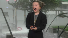 Kindergartener's Energetic Weather Report Goes Viral