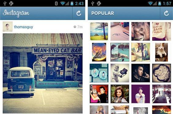 Instagram comes to Android, available to download now