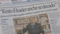 Will Berlusconi ever give up?