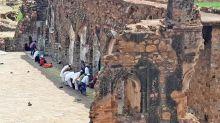 Encroachments and illegal activities are destroying Delhi's Feroz Shah Kotla