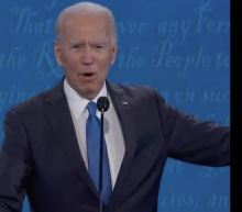 Trump says 'we're learning to live with' coronavirus. Biden says 'people are learning to die with it.'