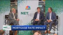 LendingTree Founder & CEO on mortgage rate impact at Net/Net Event