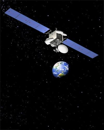TerreStar launches ginormous satellite in preparation for service