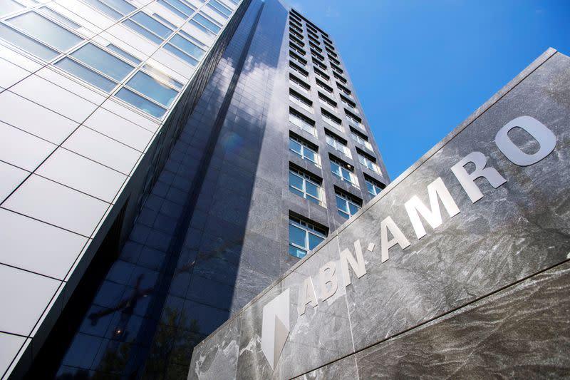 ABN Amro will settle the money laundering investigation for 574 million dollars