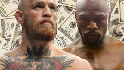 Prop bets for megafight are outrageous