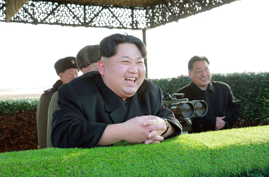 North Korea has conducted four nuclear tests, most recently in January (AFP Photo/)