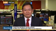 China's Cheetah Mobile Aims to Become AI-Driven Company, CFO Says