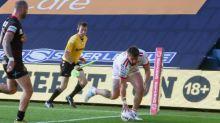 Greg Minikin's hat-trick for basement side Hull KR stuns leaders Wigan