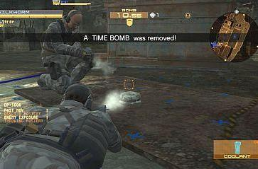 Bomb Mission coming to Metal Gear Online