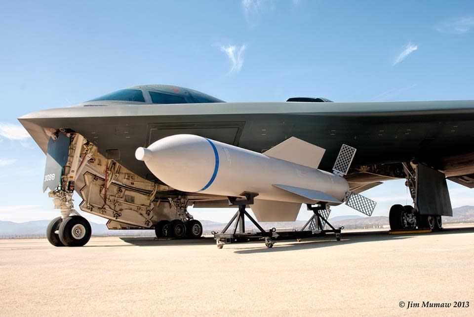 The 30,000-pound bomb that could be used against Iran's nuclear facilities 'boggles the mind'