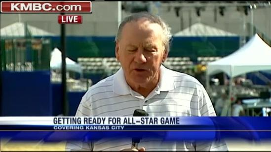 Kauffman Stadium ready for All-Star events