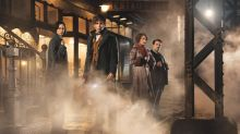 Fantastic Beasts reviews are in as critics hail Harry Potter spin-off