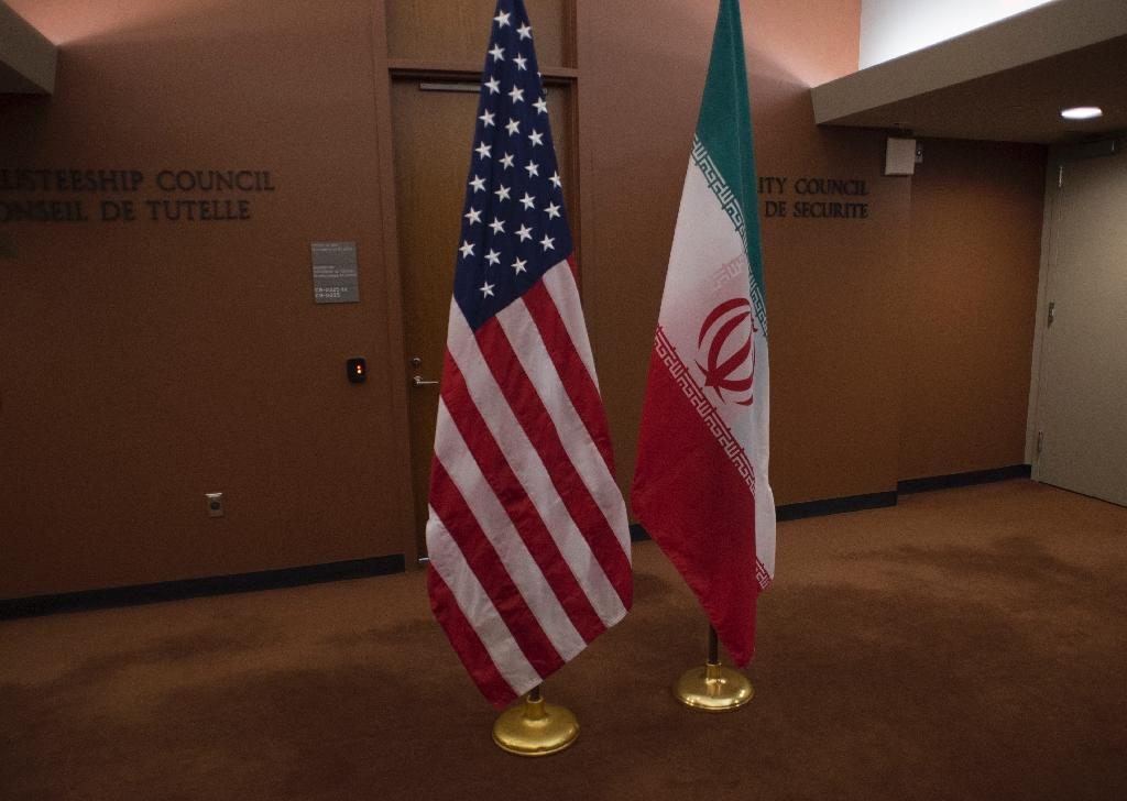 In addition to the Namazis, at least four US citizens are currently detained in Iran on security grounds. (AFP Photo/DON EMMERT)