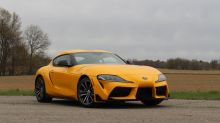 Toyota Supra in line to get a manual transmission?