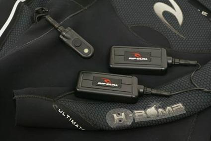 """Rip Curl launches the H-Bomb: """"world's first heated wetsuit"""""""