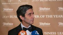 El presidente de Telefónica es premiado como empresario del año en Nueva York