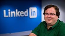 LinkedIn founder Reid Hoffman did not always identify as an entrepreneur – here's why
