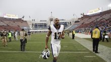 Rams caused Robert Woods to miss a bonus, so they made it up to him