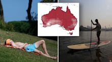 Australia's summer forecast – intense heatwaves and more cyclones