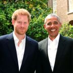 Obama offers condolences to Manchester victims in Prince Harry meeting