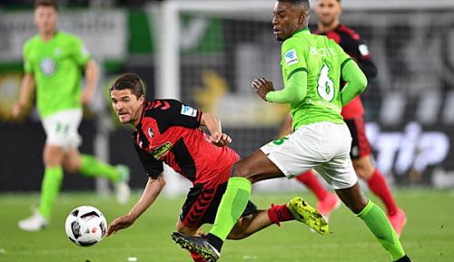 Bundesliga: Freiburg vergrößert Wolfsburger Sorgen