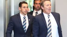 Rugby league world erupts over Billy Slater 'disgrace'