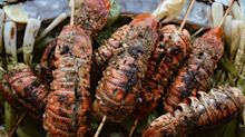 These easy grilled lobster tails are an essential end-of-summer dish