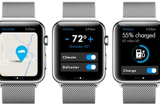 Keep tabs on your Volkswagen with the Apple Watch