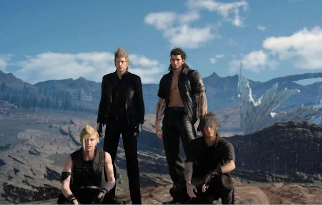 'Final Fantasy XV' loses its director and most DLCs