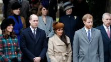 The Royal Family's many Christmas outfits charted