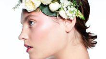 10 coronas de flores para inspirar a novias románticas