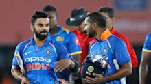 Match Photos: Sri Lanka vs India at Dambulla