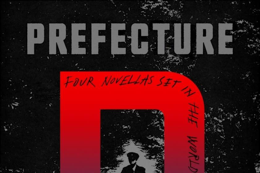 Review: Bureaucracy noir? Japanese novellas wring soulful suspense out of cop office politics