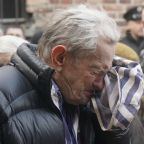 In pictures: 200 survivors revisit Auschwitz on the anniversary of its liberation
