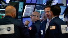 Stocks rally for a second day, setting aside trade fears