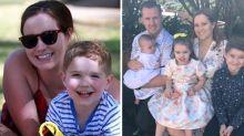 Five-year-old boy heroically saves mum having a seizure