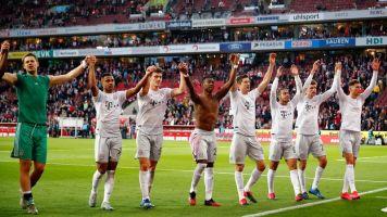 Le Bayern Munich s'amuse à Cologne