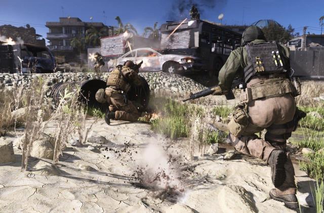 'Call of Duty: Modern Warfare' devs will fix frequent Xbox One X crashes