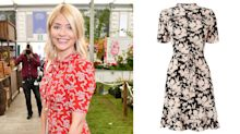 Holly Willoughby returns to This Morning in £48 dress