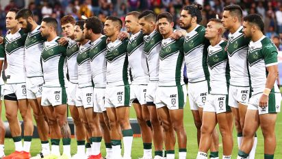 Maori All-Stars ditch anthem to show support