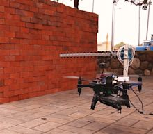 These drones use Wi-Fi to see through brick walls