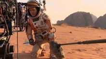 Ridley Scott and Matt Damon on Going to Jordan to Recreate Mars