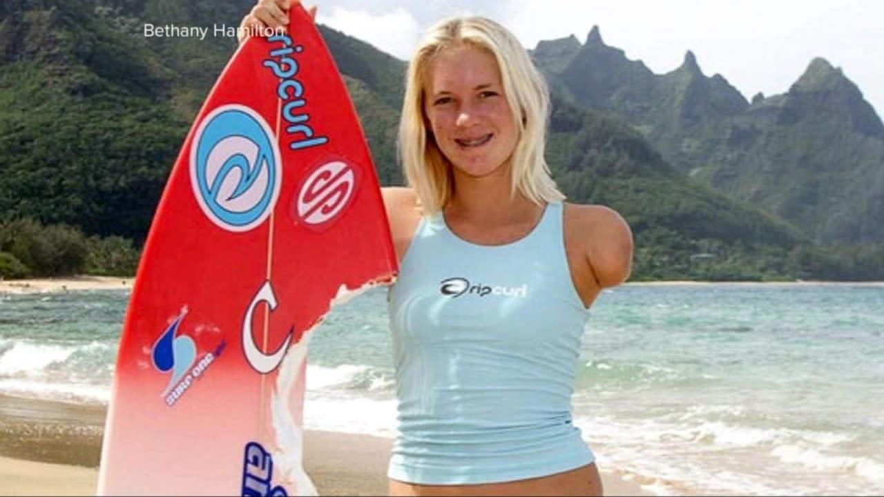 B hamilton surfer