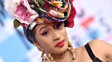 Cardi B Wore Diamonds in Her Hair, and Now I Want Diamonds in My Hair